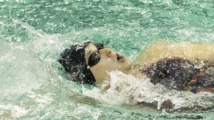 Gold rush for Alice Tai as she sets new world record ... minutes after winning silver