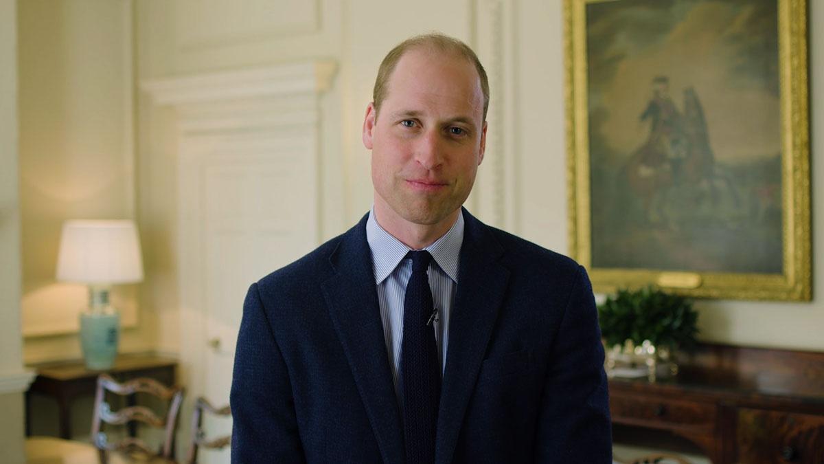 Duke of Cambridge praises work of Swim England