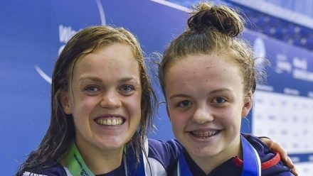 Records tumble as Team GB win five medals at Para-swimming World Series