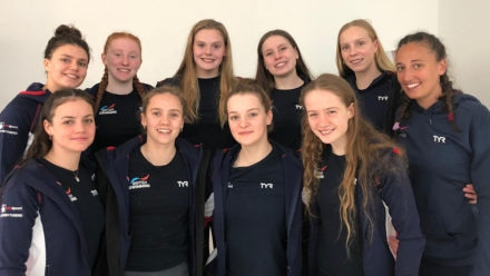 Great Britain's synchro youngsters bid for European Junior Championships glory