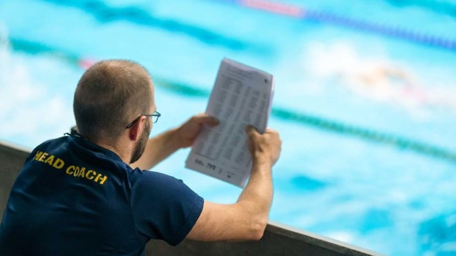 Swimming coaches are selected for 'exciting and innovative' programme