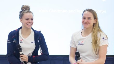 Kate Shortman and Isabelle Thorpe excited at chance to realise Olympic dream