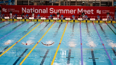 Entries now open for Swim England 2019 National Summer Meet