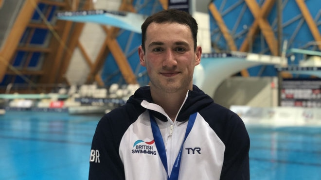 Crompton sets new personal best as he wins first European individual medal
