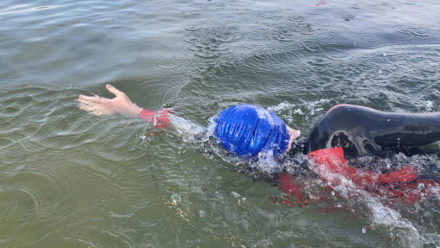 Swim England statement on open water swimming
