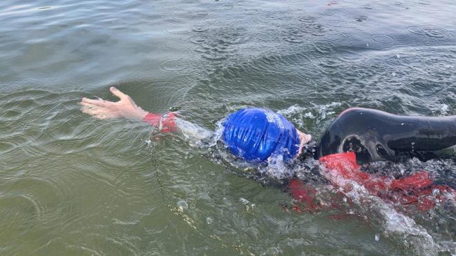 Swim England statement on open water swimming