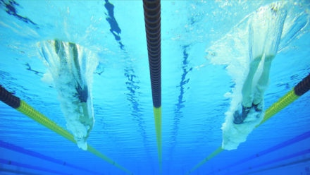 Siblings among swimmers selected for Swim England National Event Camp