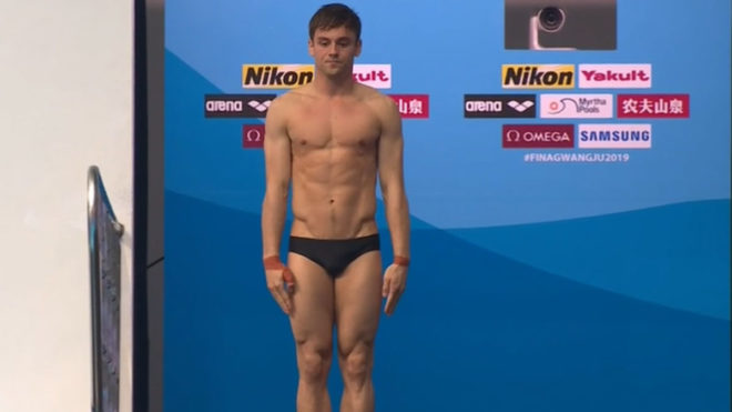 Daley and Williams ease into World Championships final to book Olympic spots