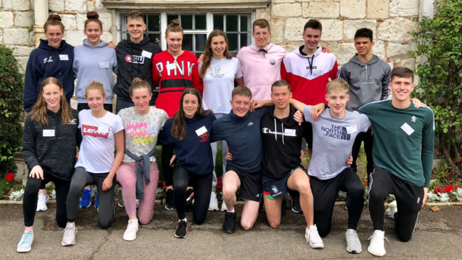 British youngsters touch down in Baku for European Youth Olympic Festival