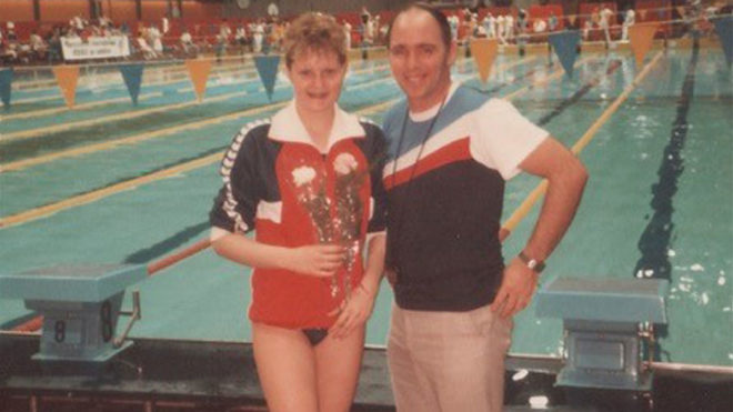 Tributes paid to legendary swimming coach Mike Higgs