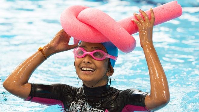 Inclusion in swimming