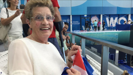 The life of #OlympicNan ... meet Adam Peaty's biggest fan