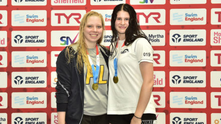 Emma Van Selm smashes personal best to win Summer Meet gold
