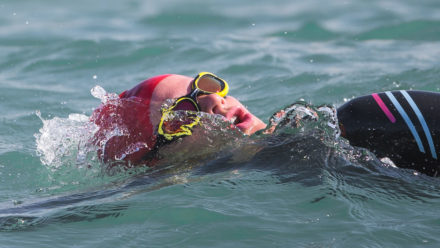 Build your open water resilience and you'll soon gain the rewards