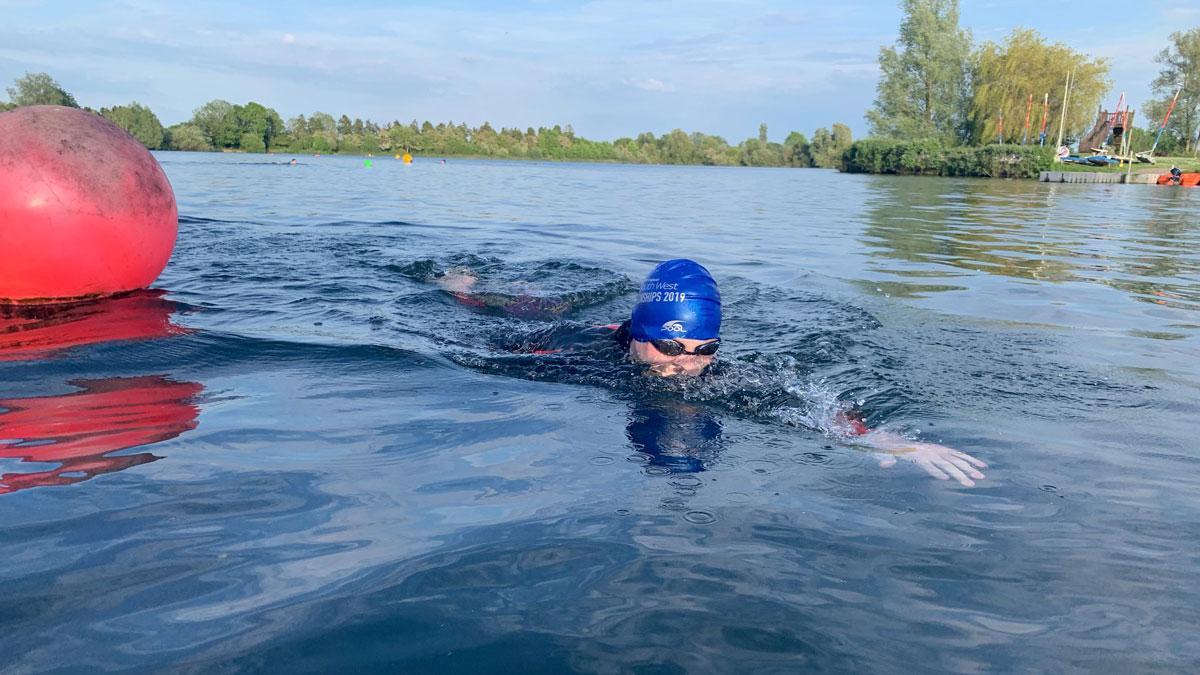Jason Tait - open water turn story