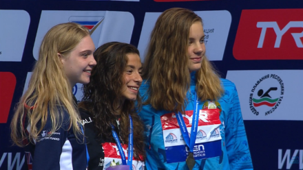 Osrin surges to silver for Britain at European Junior Swimming Championships