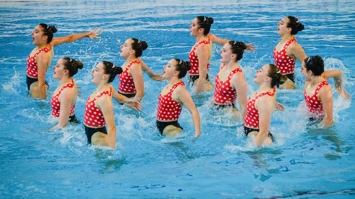 Swim England Artistic Swimming Virtual National Junior and Senior Championships 2021