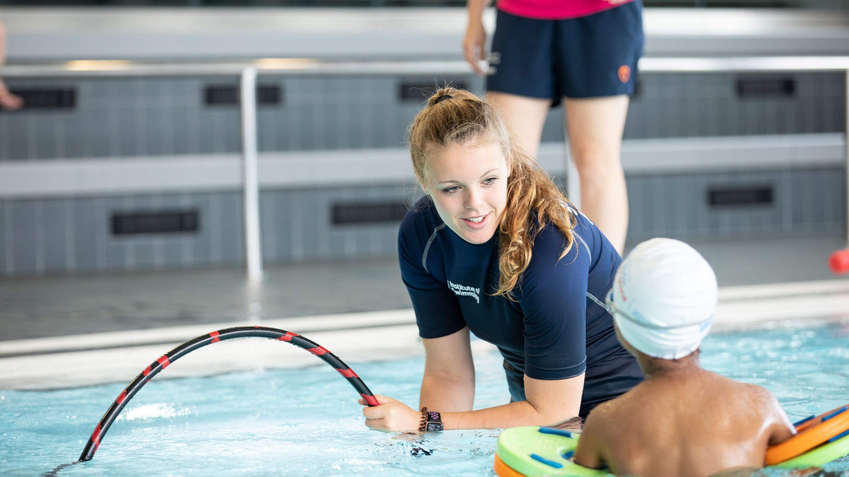 SEQ Level 1 Swimming Assistant (Teaching) - Blended Learning
