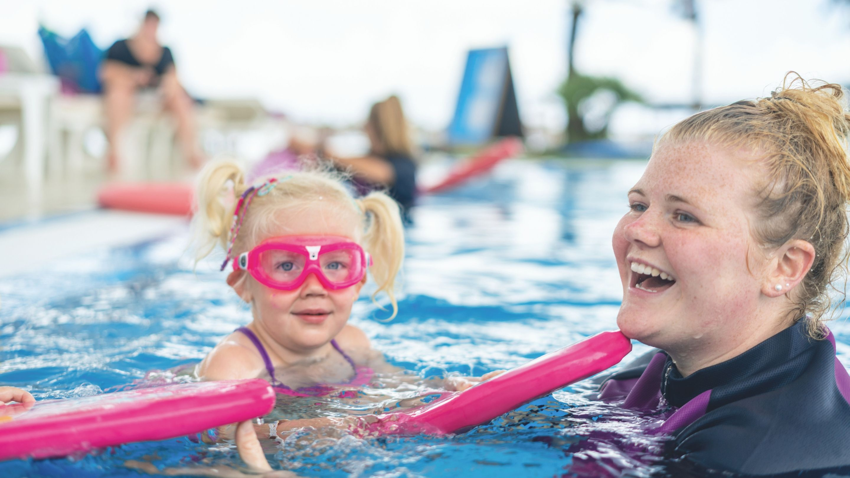 TUI First Choice Holidays chooses Institute of Swimming for Instructor Training