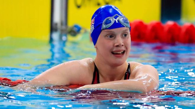 English rising stars named on British Para-swimming World Class Programme