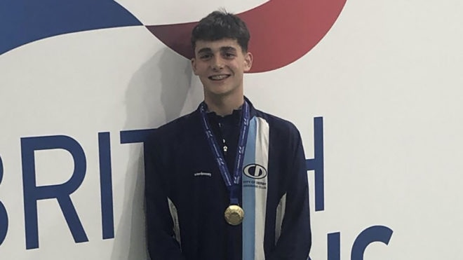 City of Derby's Finley sets new PB on way to gold at British Summer Championships