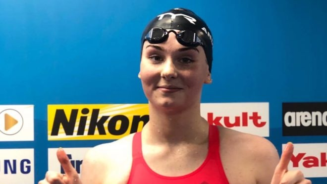 Freya Anderson brimming with confidence on road to Tokyo 2020