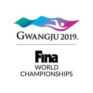 Gwangju 2019 FINA World Championships logo