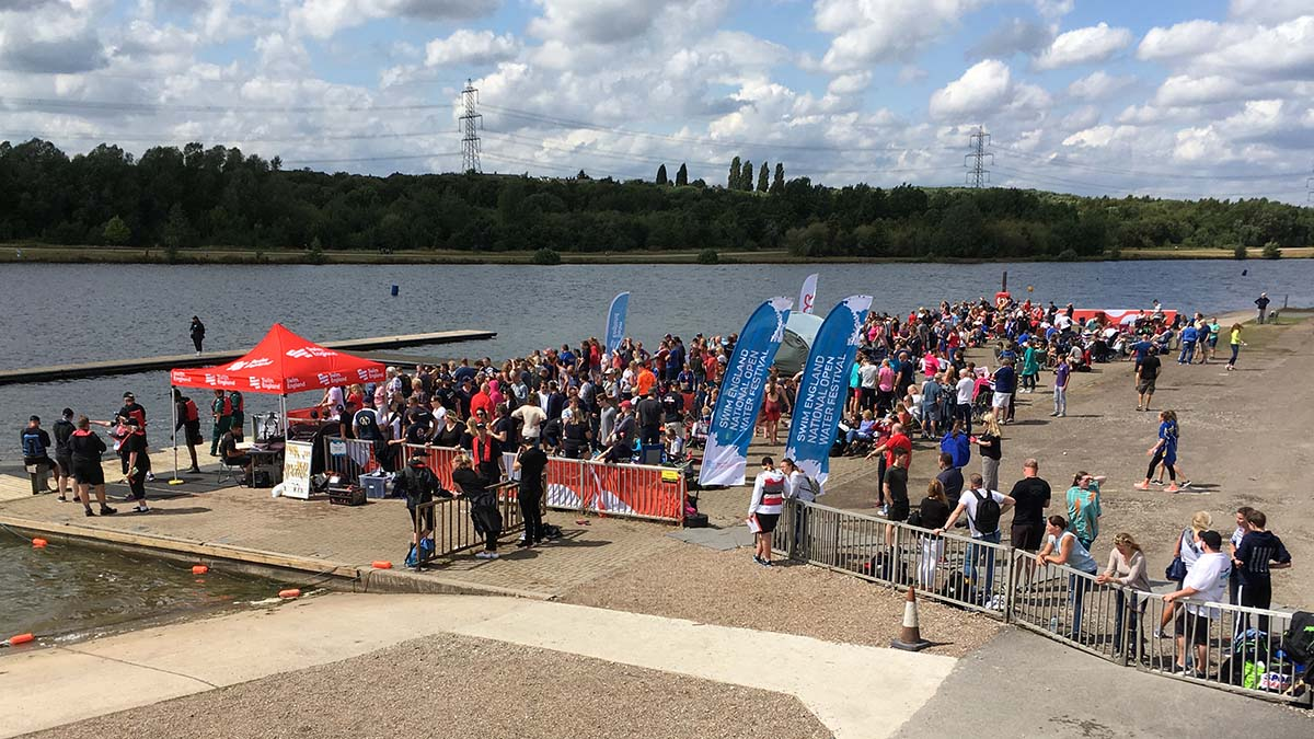 Swim England to hold National Age Group Championships at alternative venue