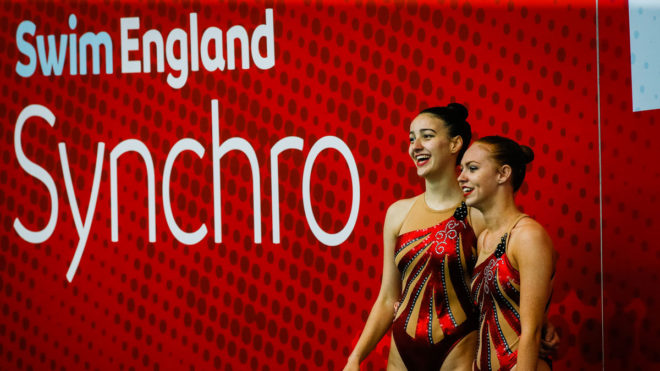 About the Swim England Synchro National Championships