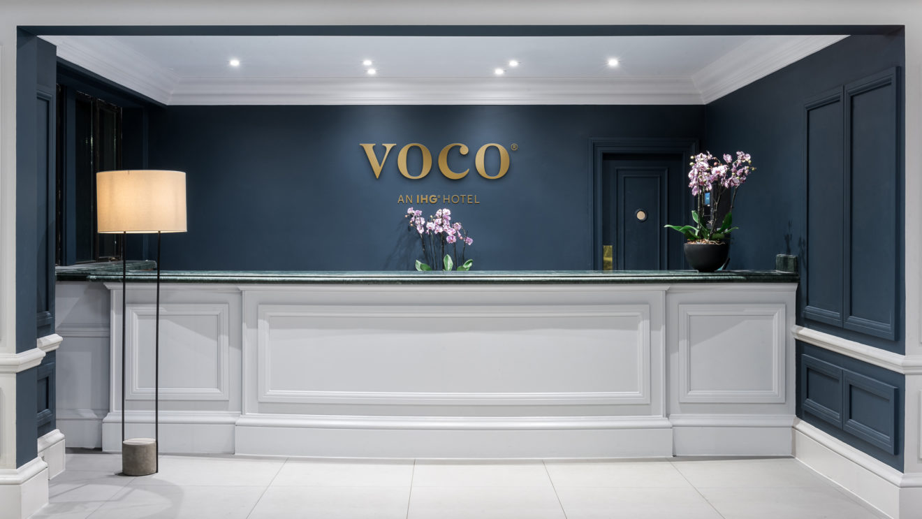 VOCO reception