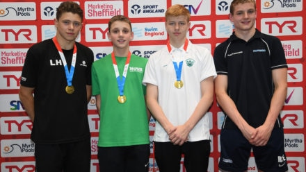 Dawson and Horton share gold after thrilling finish at Summer Meet
