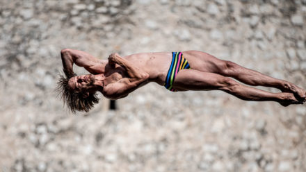 Gary Hunt eyes cliff diving hat-trick in Mostar to seal eighth world title