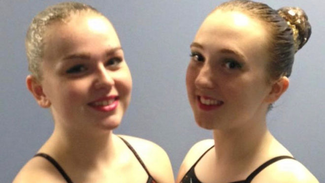 Q&A: Our synchro coaching journey, with Halifax duo Gemma and Chloe