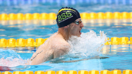Seage surges to dominant 200m IM win at National Summer Meet