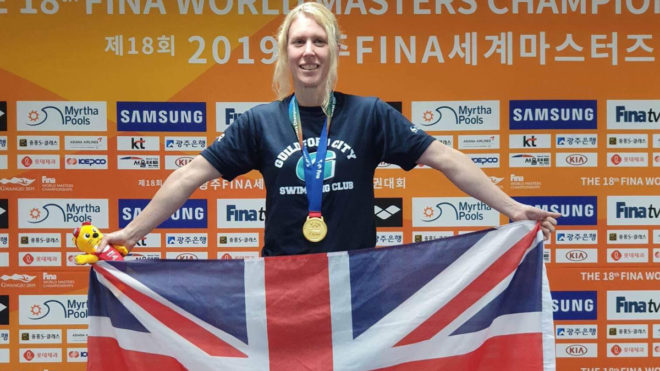 British swimmers end World Masters Championships on a high