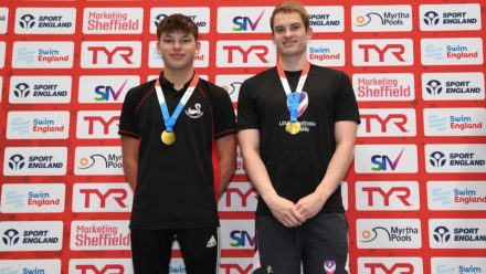 Loughborough Uni's McIntyre wins nail biting 200m IM final at Summer Meet