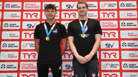 Loughborough Uni's McIntyre wins nail biting 200m IM final at Summer Meet