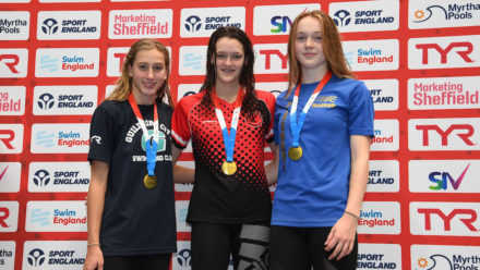 Hollie Widdows wins back-to-back titles at National Summer Meet