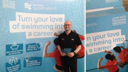National Summer Meet fun with Swim England Qualifications