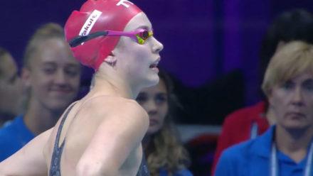 Van der Merwe's new PB caps off standout World Junior Swimming Championships