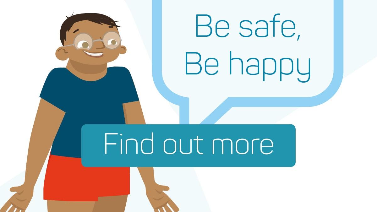 Child safeguarding leaflet