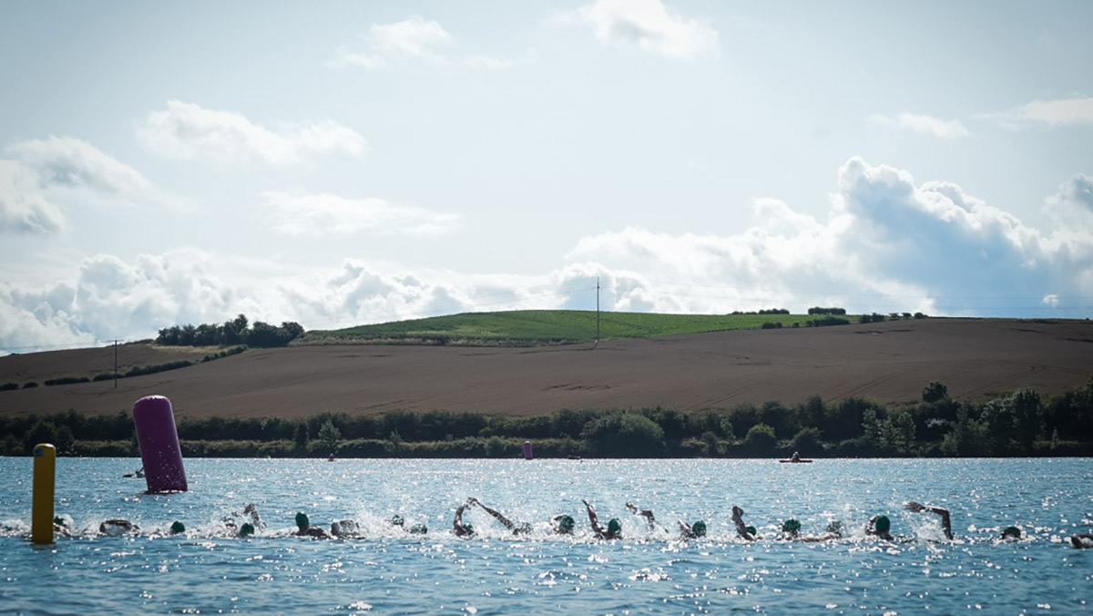 How Val Thorp became a confirmed open water addict