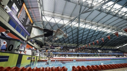 Five-point roadmap created for 'safe and effective' return to swimming competitions