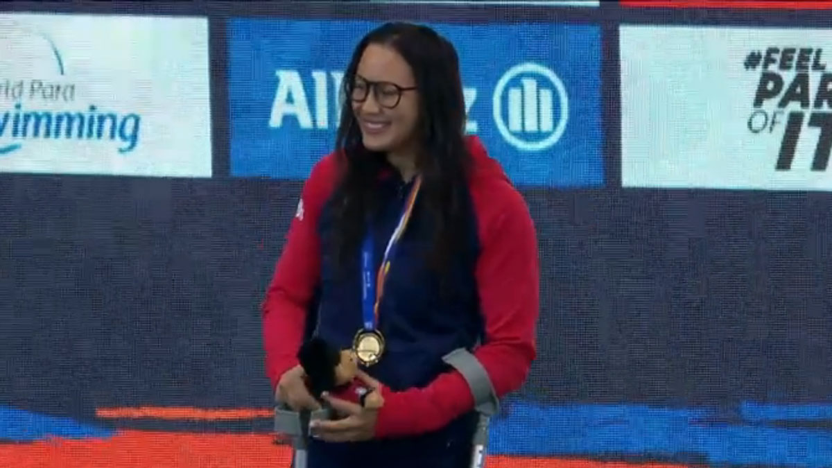 A stellar year for Alice Tai and Britain's para-swimmers means future looks bright