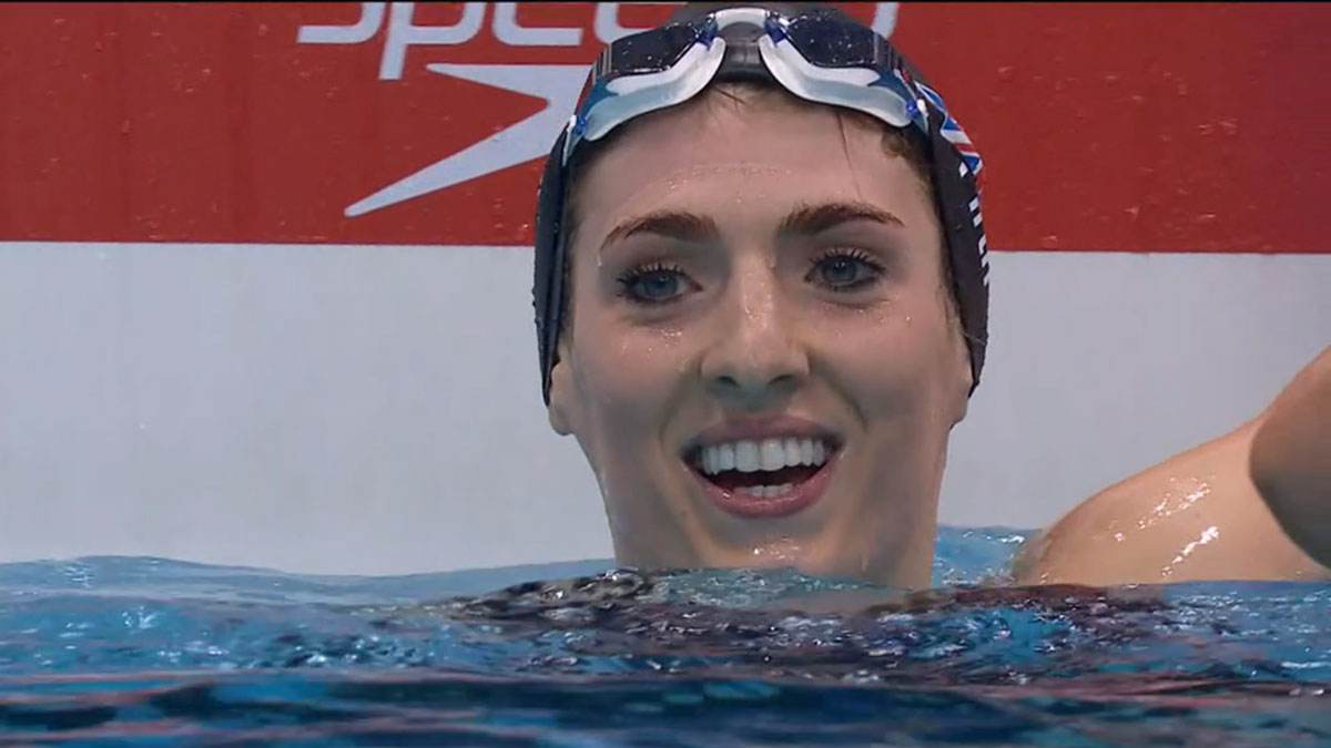 Bethany Firth wins gold at World Para Swimming Championships