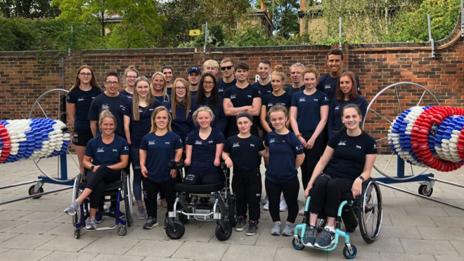 Para swimmers are praised for 'great performances' at World Championships