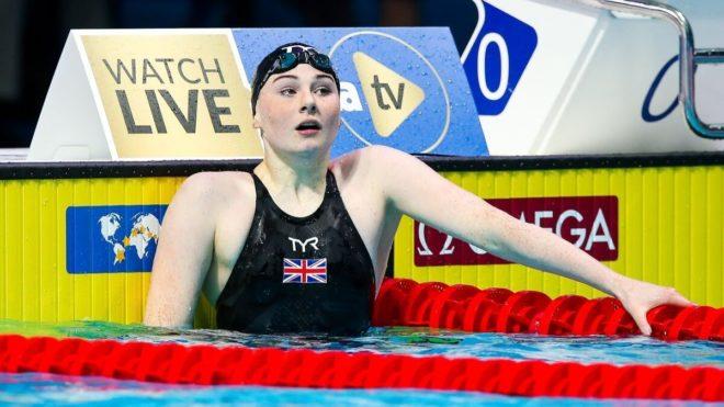 Freya Anderson: It's amazing the impact swimming teachers have