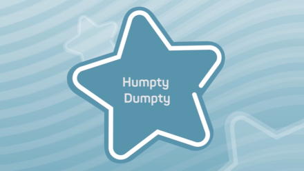 Learn to Swim games - Humpty Dumpty