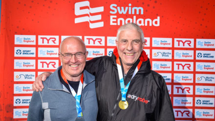 Nottingham Leander win trio of 3km open water titles in Peterborough