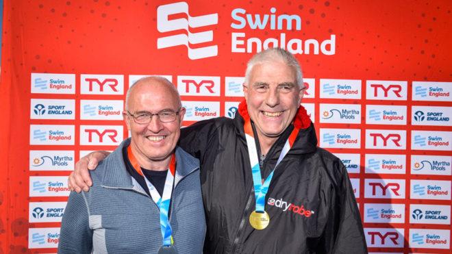 Nottingham Leander win trio of 3km open water titles in Peterborough
